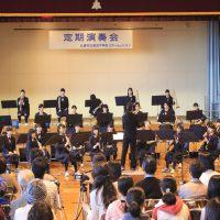真栄中学校スクールバンド第25回定期演奏会