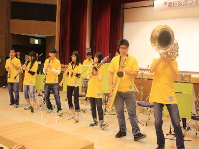真栄高校吹奏楽局