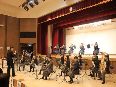 平岡緑中学校吹奏楽部